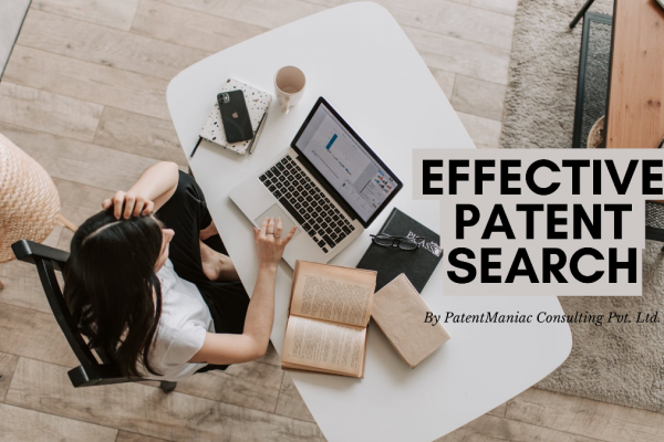 Effective Patent Search