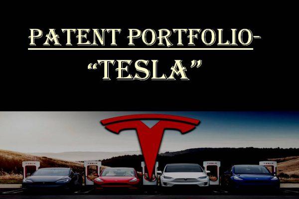Tesla's Patent Portfolio Analysis